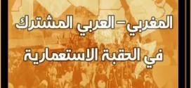 إعلان عن استكتاب جماعي محكم: التضامن والنضال المغربي – العربي المشترك في الحقبة الاستعمارية.